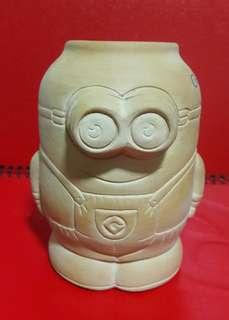 小黄人(泥制)clay