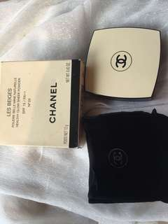 Chanel Glow Sheer Powder No 20 Natural
