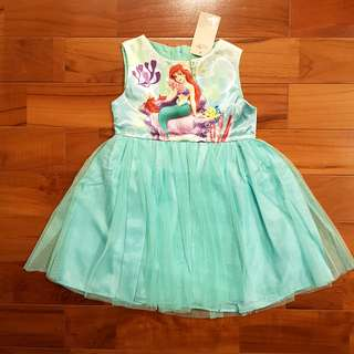 Tutu dress mermaid tosca