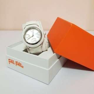 FOLLI FOLLIE 白色手錶