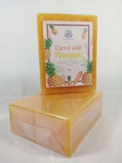 Carrot with pineapple, 120g