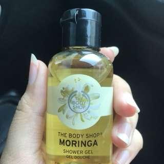 THE BODY SHOP SHOWER GEL Moringa