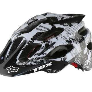 Fox Flux Model Mtb Helmet
