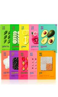 HOLIKA HOLIKA Pure EssenceMask Sheet - Get 5 sheetmask