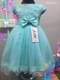 Baby girl princess dress