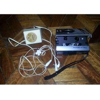 Sanyo Cassette Recorder