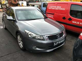 Honda accord 2.4cc