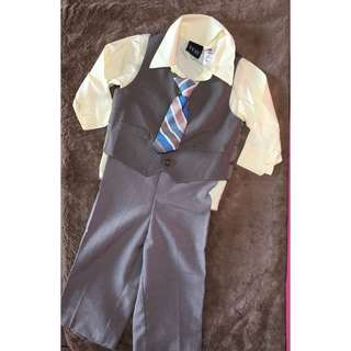 Baby formal ootd 18 months