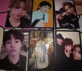 WTS Stray Kids Official PCS