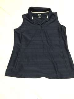 adidas polo shirt sleeveless