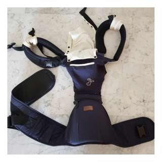 Baby Hipseat Carrier (navy)