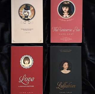 Anthology of Love by Lang Leav