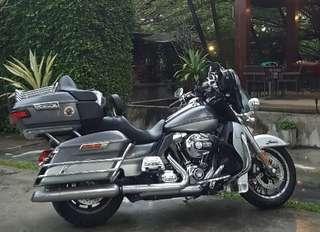Rare Harley Davidson Ultra Limited 2014