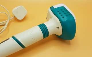 Heat massage tool