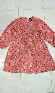 Mini dress / atasan lucu