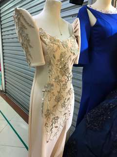 Filipiniana Gown For Rent