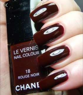 chanel originals nail colour