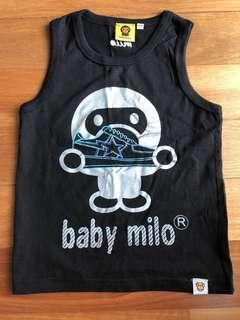 Baby Milo Singlet