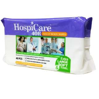 Hospicare Wipes [Cheapest in Singapore]