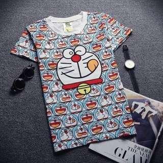 Shirt doraemon