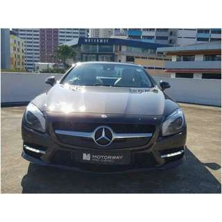 MERCEDES BENZ SL350 3.5 A