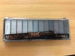 Rimmel Magnif'eyes Eyeshadow Smoke Edition