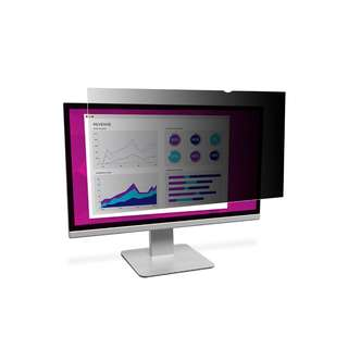 "3M™ HIGH CLARITY PRIVACY FILTER FOR 27.0"" WIDESCREEN MONITOR (16:9 ASPECT RATIO)"