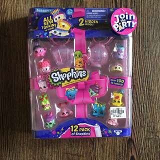 Shopkins 12 pack season 7 Join the party