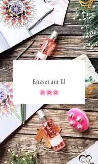 Enz Serum III Ready Stock