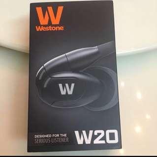 Westone W20 Earphones