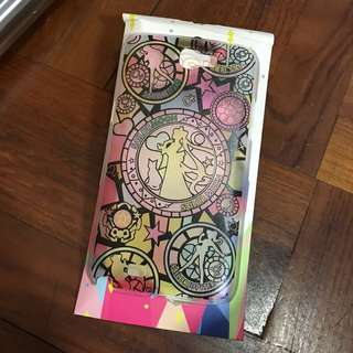 Sailor moon Samsung note2 phone case