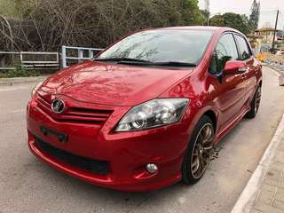 TOYOTA Auris RS 1.8
