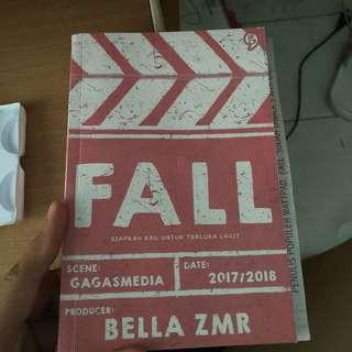 Novel Fall (best watpad)
