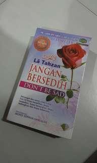 La Tahzan Motivational Book