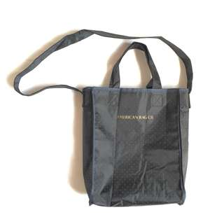American Rag Cie 2-Way Nylon Bag