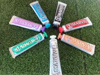*Ready Stock* NEW Marvis Toothpaste! 85ML