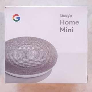Google Home Mini (NEW & Sealed)