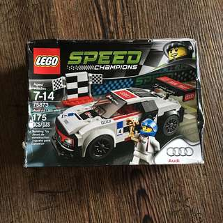 Lego Audi R8 LMS Ultra