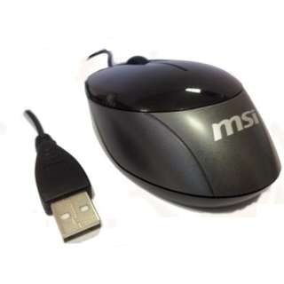 Mouse MSI MS-01 komputer kabel