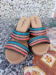 Estylosa wedge heels