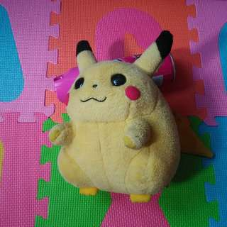 👧MnM Kids #5: Pokemon Plushie with Zipper