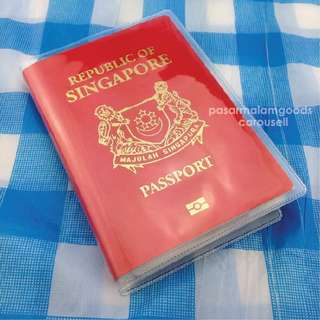 Instock Passport Cover Travel Protection Sleeve Cardholder