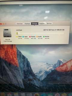 95%新 全加強頂配版 2015年 MacBook Air 13 i7@2.2ghz 8gb ram 512gb ssd 只有角位有小點花