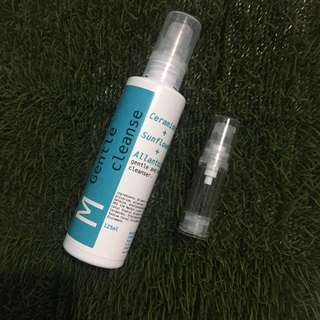TAKAL | DECANT: 5ml Skin Correct Gentle Cleanse - for dry and sensitive skin