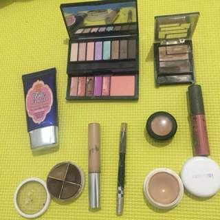 Authentic make up bundle