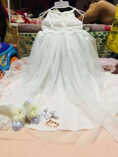 Baptismal Dress/ Gown