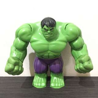 Action Figure Hulk - Hasbro (Original-Authentic)