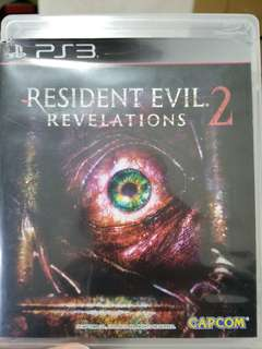 PS3 Game - Resident Evil 2