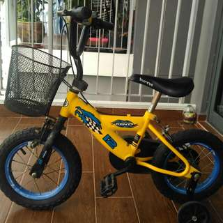 Kid's Bicycle 10""