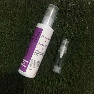 TAKAL | DECANT: 5ml Skin Correct Emollient Cream (moisturizer) - for dry and sensitive skin